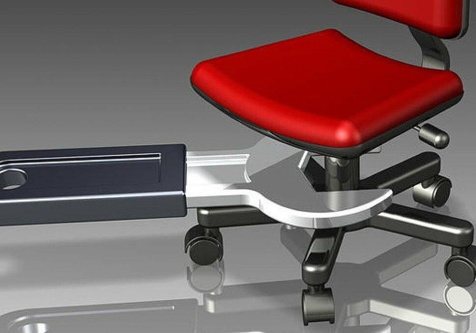 Акт на списание офисного кресла